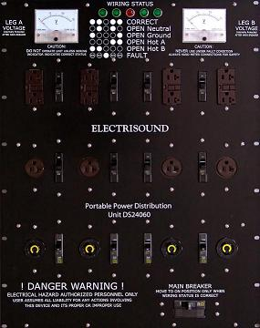 ElectriSound DS24060 Front