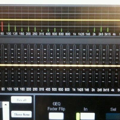 Allen&Heath iLive V1.9 Firmware Includes Additional GEQ bands and types